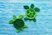 Appliqué crochet  / by Melissa Wise