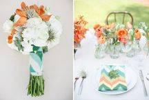 Chevron Inspiration / by Cloud Nine Events & Accessories