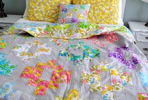 quilting can't be thaaaat hard / Quilts are beautiful! Can I make one? / by Michelle Martini