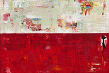 abstracto / sensaciones formas colores / by Sisa Rosés Amat