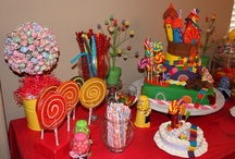 Party ideas / by Tammy Kosinski