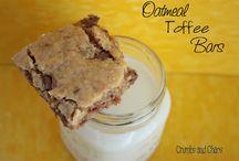 Cookies, Brownies and Bars / by Samantha Baker