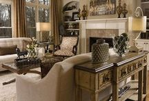 Living room / by Jennifer Anderson