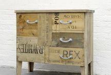 Furniture:  Vintage / by Turnstyle Vogue