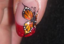 Nice Nails / by Shirley Vara
