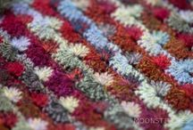 Catherine Wheel Stitch / A collection of Catherine Wheel Stitches. / by Maggie's Crochet