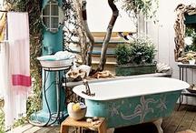 Bathrooms / Bathroom Inspirations / by Debbie