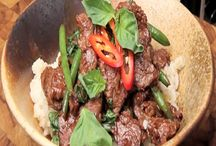 Recipes - Beef / by Kari Spalding