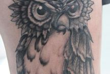 tattoos / by Claire Wilkinson