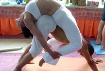 partner yoga / by A Keys Massage