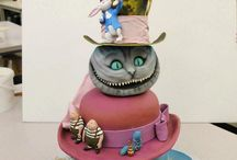 All about cakes / by Alicia Pena