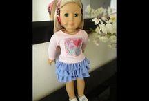 AG doll clothes 2 / by Marilyn Vogl