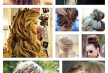 Hair / Beauty / by Tina Wilston