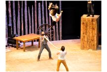 Cirque Alfonse, Timber! / These pictures are from Feb. 1, 2014. / by Redfern Arts Center at Keene State College