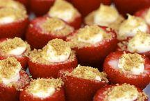 desserts to make / by Jeff Costa