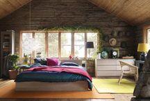 Bedroom / by Eliza Bennett