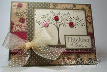 card ideas / by Renee Held