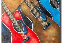 guitars / by Amie Dahl-Muller