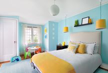ideas for alex's bedroom / by Karen Walrond