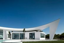 the Modern Home / ...inspiration for architecture, landscape, and outdoor spaces. / by Sarah Meeks