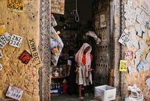 Tanzania , South East Africa : Dar Es Salaam , Zanzibar Island ; Stone Town / by Lindawati Santosa