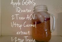 Trim Healthy Mama Beverages / All recipes are gluten free / by Elizabeth K