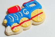 Train Cookies / by Deborah Amick