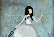 Ilustrations / by c a