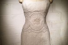 The Marie Dress / Marie - 100% Fine Stitch Crochet Cotton Lace over Organic Cotton Slim Fit Trump-Aline gown w/ Vintage Baby Pearl Beaded French Alencon Cameo Lace Cummerbund. - $3100 as shown.#weddingdress #weddinggown #cotton @discover_cotton #cottonbride #vegan #customgown #bespoke #sewn #madeinlic #madeinusa #LIC #atelier @chic_vintage_weddings @veganweddings @madeinusamovement @littlevintagerentals @smpweddings #weddingwednesday / by The Cotton Bride
