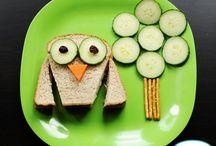 Fun Food / by Cathy Mathias