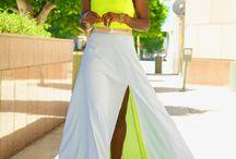 Folake Kuye Huntoon-Style Pantry / One of my favorite fashionistas  / by Stephanie Howard