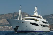 mega yacht / all kinds of my yarcht concerns / by jason lee