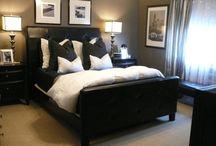 Master Bedroom / by Heather Barnes