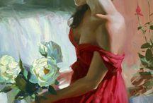 pinturas / by Graciela Welker