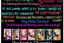 ADORE ME / THE KEATYN CHRONICLES BY JILLIAN DODD / by Jillian Dodd