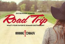 2013 Summer Road Trip Lookbook / What's your favorite summer destination?  / by Minnetonka Moccasin