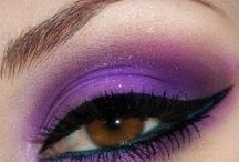 makeup/nails / by Jess Hatt