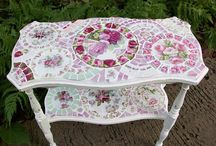 Shabby Chic Mosaic / by Donna Wimmer