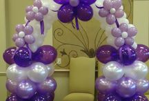 Creative Balloon designs / by Geri Simpson