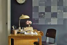 Office/Art Zone / by Alanna Rusnak {SelfBinding Retrospect}
