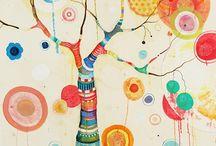Art/Art Inspiration / by Beki W