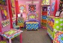 Cardboard & other furniture ideas / by Debbie Swank
