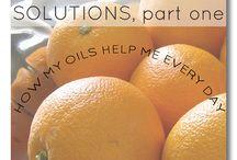 Essential Oils / by Caroline Mitchell