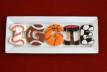 Cookies, Sports / by Gail Meyer-Dennis