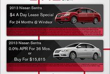 Bottom Line Sales Event at Windsor Nissan / by Windsor Nissan