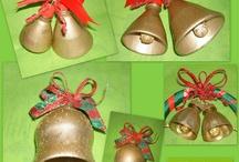 christmas recycle / by Nagy Margit