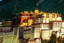 Tibet,Nepal, and Bhutan / by Debbie Cooley