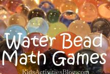 1, 2, 3...... Math Games / variety of games to enrich math practice / by Debbie @Country Fun Child Care