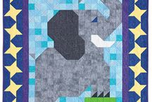 Patch Pals / by Quiltmaker Magazine