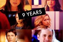 My love for one tree hill / by Sarah Powell